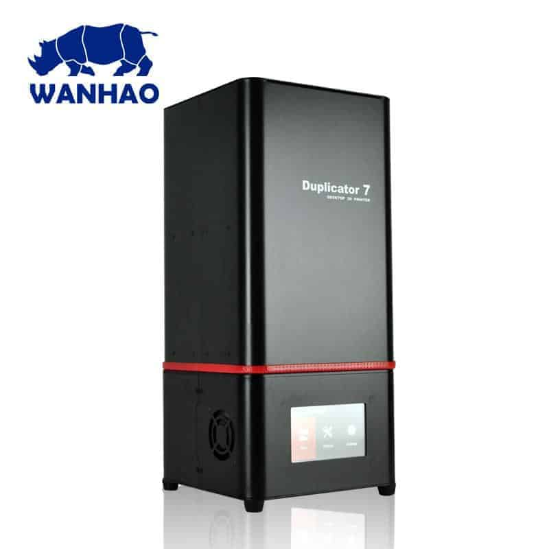 """2018 WANHAO D7 """"PLUS"""" UV RESIN 3D PRINTER (WITH TOUCHSCREEN CONTROL) - Click Depot"""