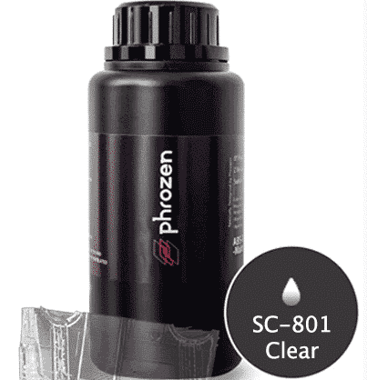 Phrozen SC801 Clear Resin 500ml