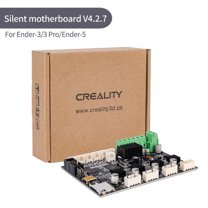 Official Creality New Upgrade Silent Mainboard V4.2.7